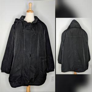 Dress Barn | hooded jacket | 22/24